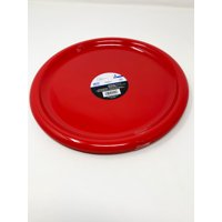 Mainstays Ms 4pk Red Plates