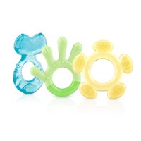 Nuby 3 Stage Teether Set