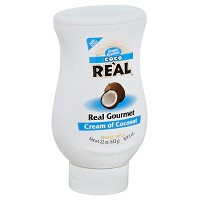 Coco Real Cream of Coconut Drink Mix - 16.9 fl oz Bottle