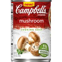 Campbell's® Condensed Campbell's® Cooking Soup, Mushroom, Perfect for Cooking Dinner