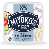 Miyoko's Vegan Plainly Classic Cream Cheese - 8oz