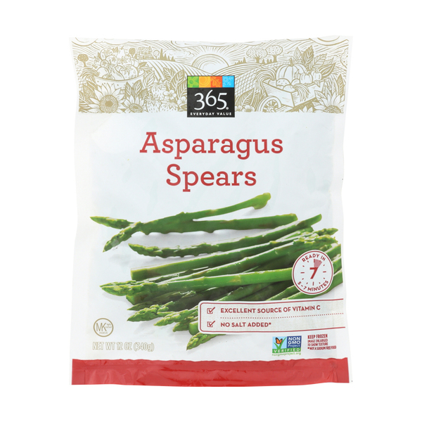 365 everyday value® Asparagus Spears, 12 oz