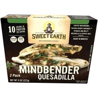Sweet Earth Mindbender Frozen Quesadilla - 8 oz