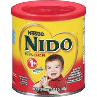 Nestle NIDO Kinder 1+ Powdered Milk Beverage 12.6 oz. Canister