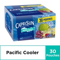 Capri Sun Pacific Cooler Juice Drink, 30 - 6 fl oz (Pack of 3)