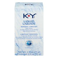 KY Liquid Personal Lubricant