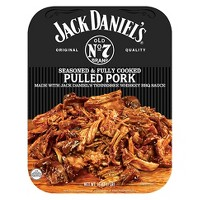 Jack Daniel's Seasoned And Cooked Pulled Pork - 16oz