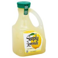 Simply Beverages Lemonade