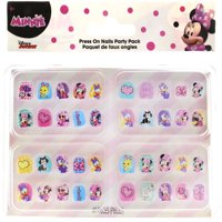 Minnie Bowtique Minnies Boutique 4pk Press On Nails