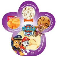 PAW Patrol Peeled Apples, Cheese, Raisins & Cookies - 4.25oz
