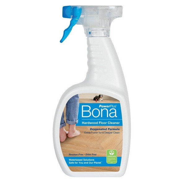 Bona Power Plus Hardwood Floor Cleaner - 22oz