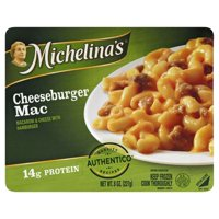 Michelina's Cheeseburger Mac Frozen Entree 8 oz. Tray