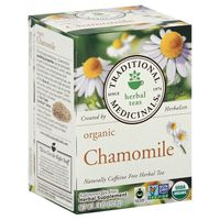 Traditional Medicinals Herbal Supplement, Chamomile, Organic, Bags