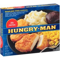Hungry-Man Boneless Fried Chicken Frozen Dinner - 16oz