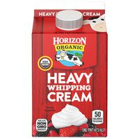 Horizon Organic Organic Heavy Whipping Cream