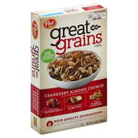 Post Cranberry Almond Crunch Cereal