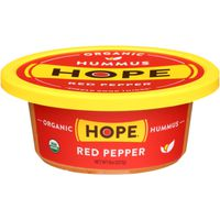 Hope's Organic Red Pepper Hummus