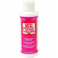 Mod Podge Puzzle Saver Glue, Sealer & Finish, 4 Fl. Oz.