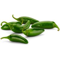 Jalapeno Peppers, approximately 3-5 peppers per 0.25 lb