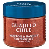 Morton & Bassett Spices Guajillo Chile