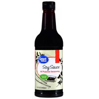 Great Value Soy Sauce, 15 fl oz