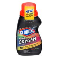Clorox 2 Active OxyGen Ultra Stain Remover + Color Booster