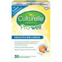 Culturelle Health & Wellness Daily Immune Support Vegetarian Dietary Supplement Capsules - 30ct