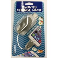 Tzumi Cord Byte Charge Pack, Shark
