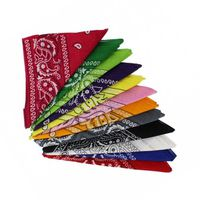 Varying Colors Assorted Variety Bandanas