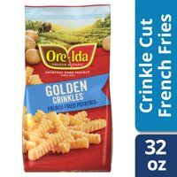 Ore-Ida Golden Crinkles French Fried Potatoes, 32 oz Bag