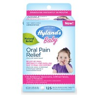 Hyland's Baby Oral Pain Relief - 125ct