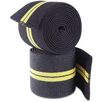 Golds Gym Knee Wraps, Pair