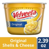 Velveeta Original Shells and Cheese Cups, 2.39 oz Cup