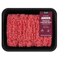 All Natural* 85% Lean/15% Fat Angus Premium Ground Beef, 2.25 lb