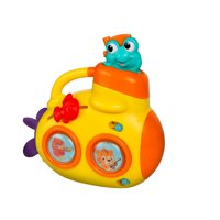 Baby Einstein Discovery Submarine Musical Activity Toy with Lights and Melodies, Ages 6 months +