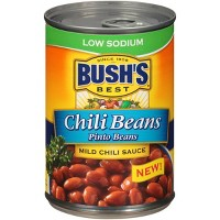 Bush's Best Reduced Sodium Pinto Chili Beans - 15oz