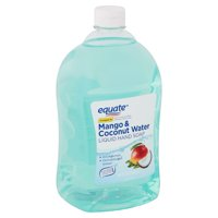 Equate Mango & Coconut Water Liquid Hand Soap, 56 fl oz