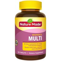 Nature Made Women's Multivitamin Tablets - 120ct