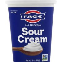 Fage All Natural Sour Cream