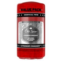 Old Spice Antiperspirant Deodorant Sweat Defense Stronger Swagger 2.6 oz, 2 Pack