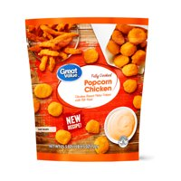 Great Value Fully Cooked Popcorn Chicken, 25.5 oz