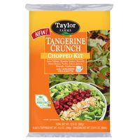 Taylor Farms Tangerine Crunch Chopped Salad Kit