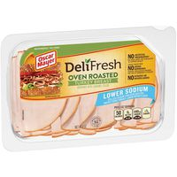 Oscar Mayer Lower Sodium Oven Roasted Turkey Breast