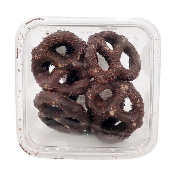 Whole foods market™ Dark Chocolate Covered Pretzels, 0.53 lb