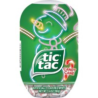 Tic Tac Candy Cane Bottle Pack - 3.4oz / 200ct