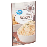 Great Value Deluxe Baked Complete Potatoes, 4 oz