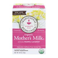 Traditional Medicinals Organic Mother's Milk Caffeine Free Herbal Tea