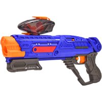Adventure Force Tactical Strike Titanium Spring Action Team Competition Ball Blaster - Compatible with NERF Rival