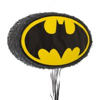 Batman Pinata, Pull String, 24in x 13.5in