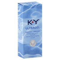 KY Personal Lubricant UltraGel